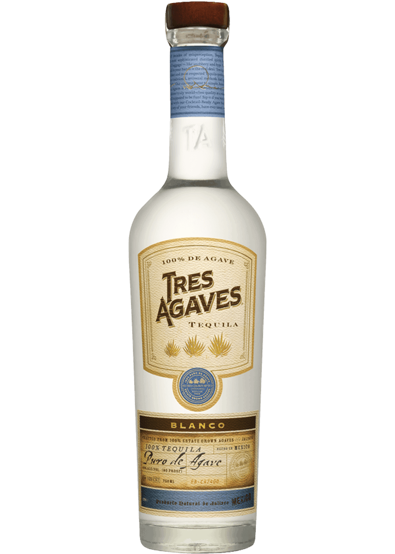 Photo Tres Agaves Blanco