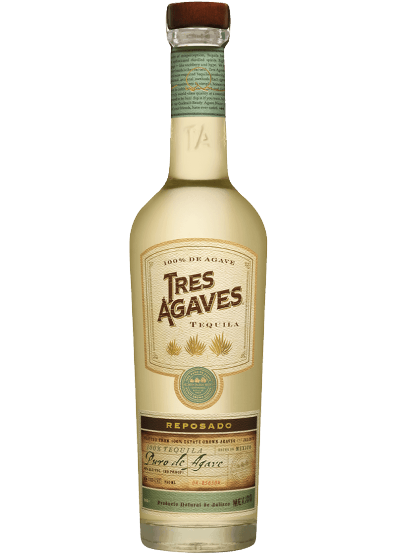 Photo Tres Agaves Reposado