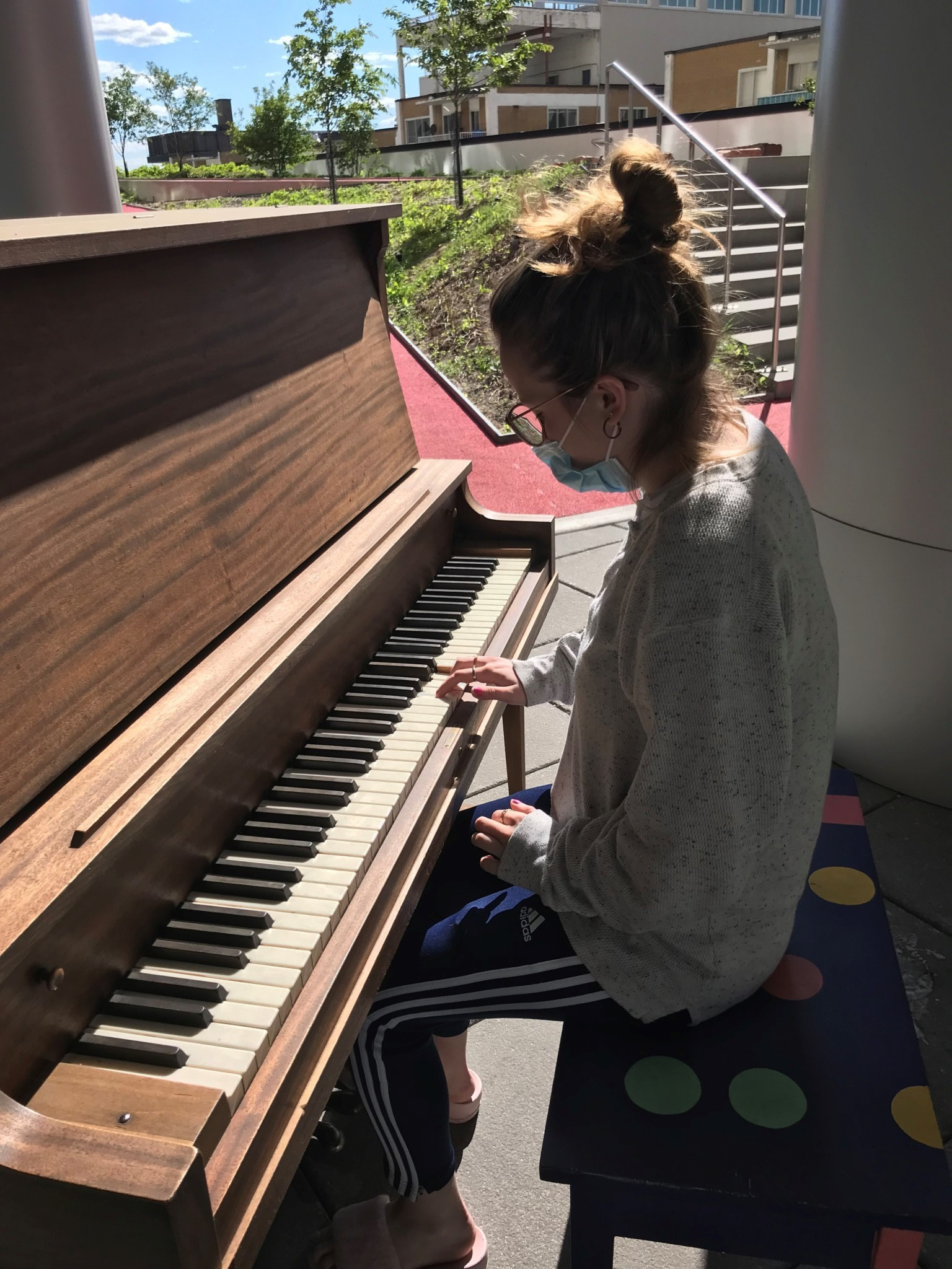 Camille Piano Seule