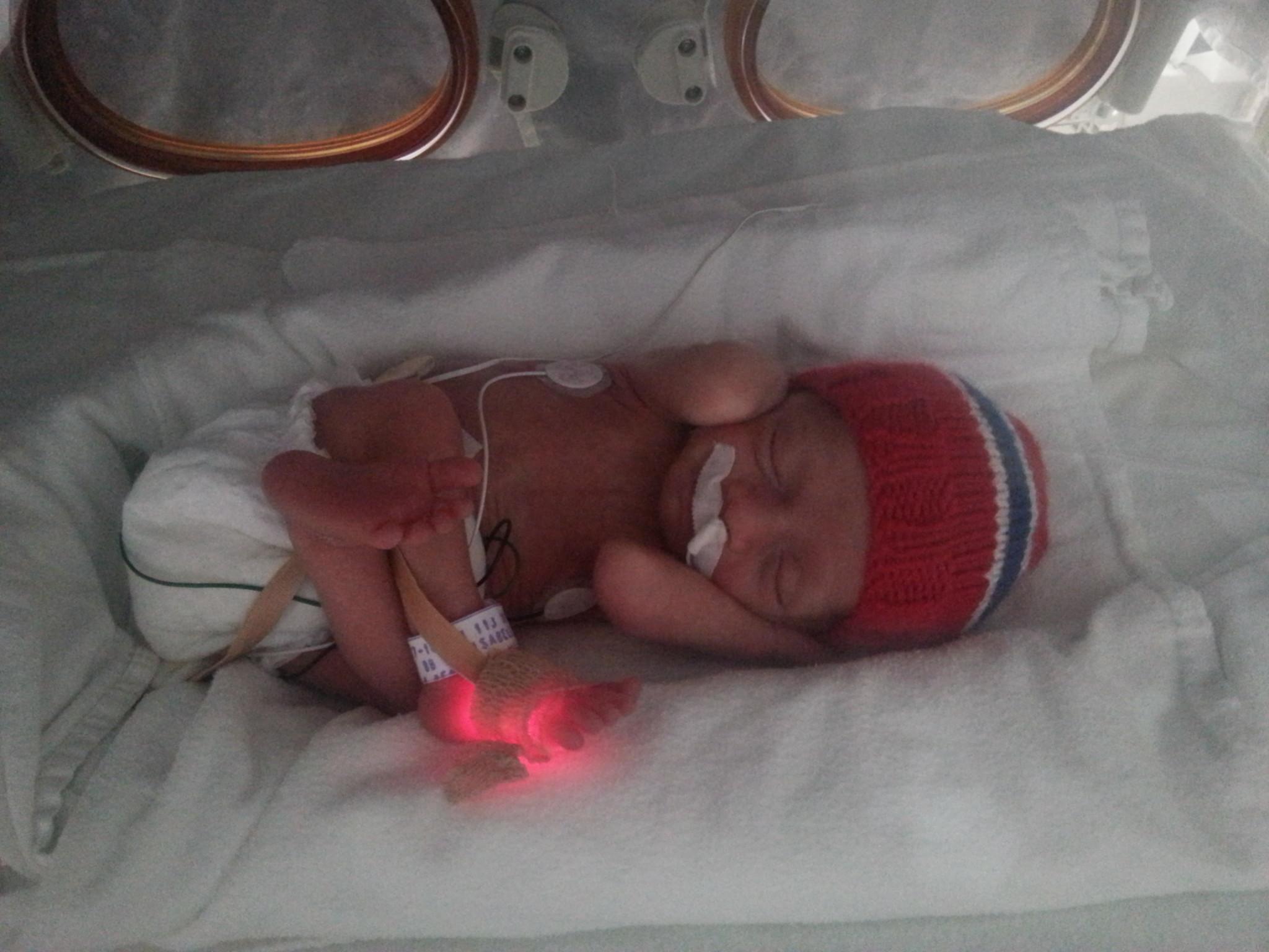 Kaleb Neonatalogie