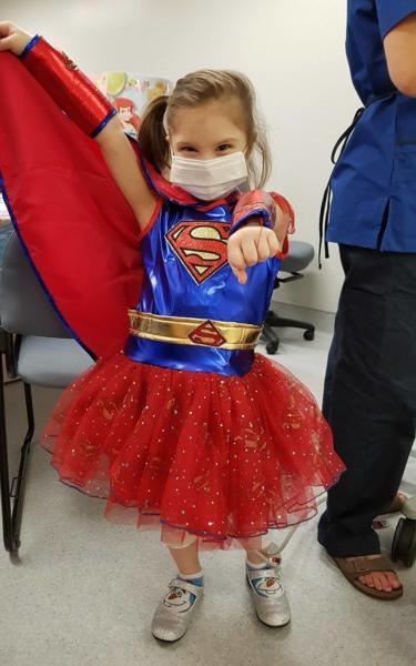 Maelie Supergirl