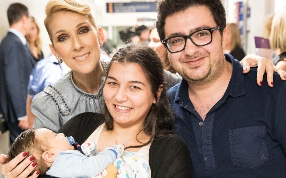 Celine Et Famille De Sainte Justine
