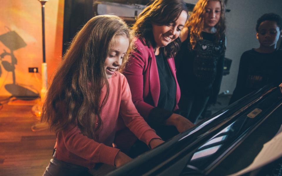Clementine Piano Avec Ariane Mofat