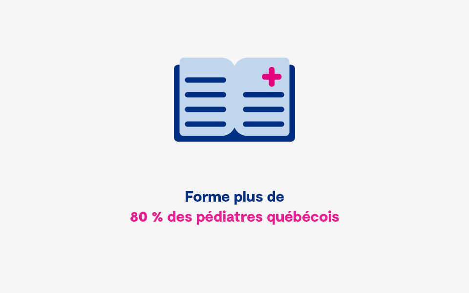 Statistique Pedriatres Quebecois