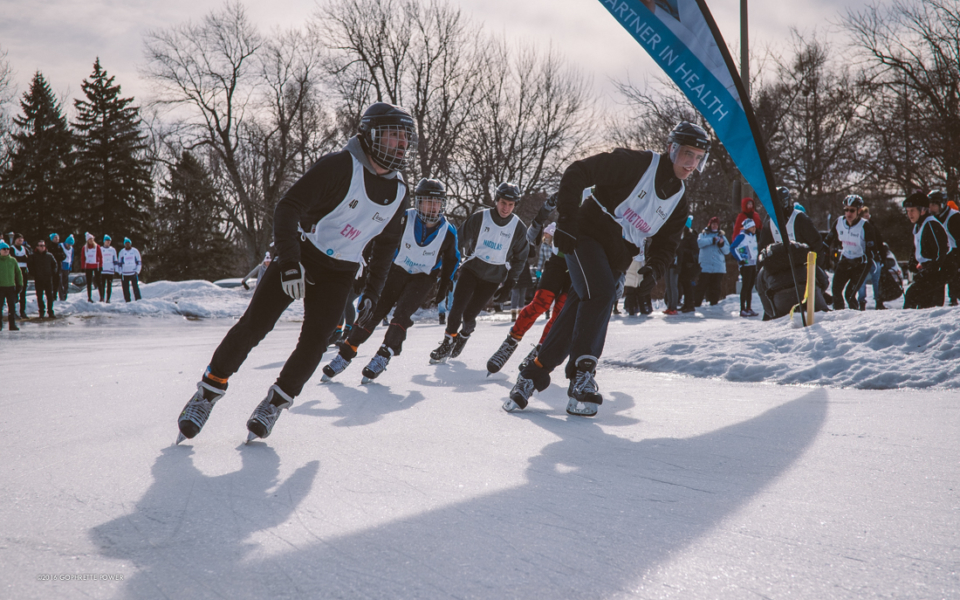 Triathlon Dhiver Patineurs