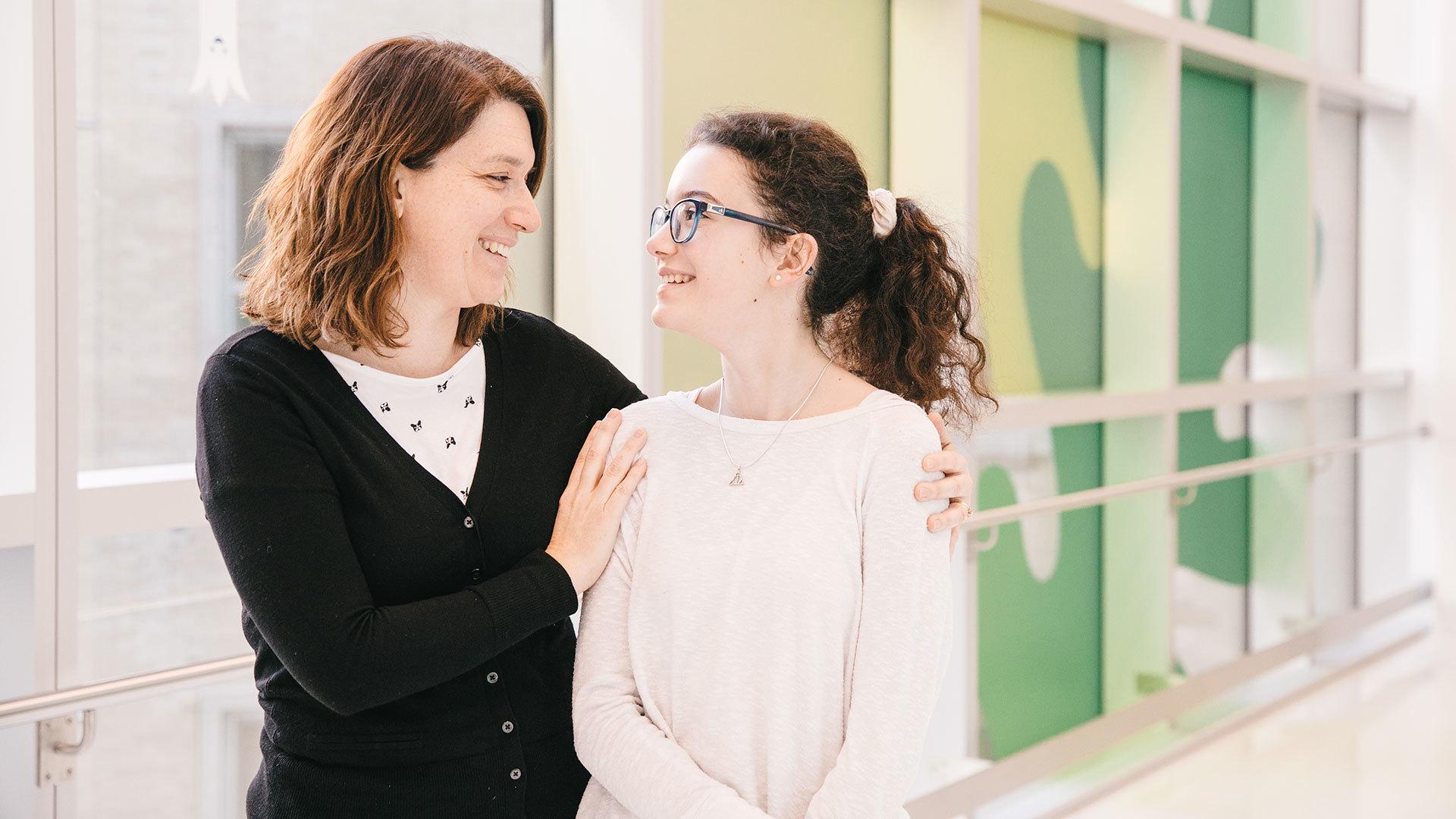 Mathilde Et Maman