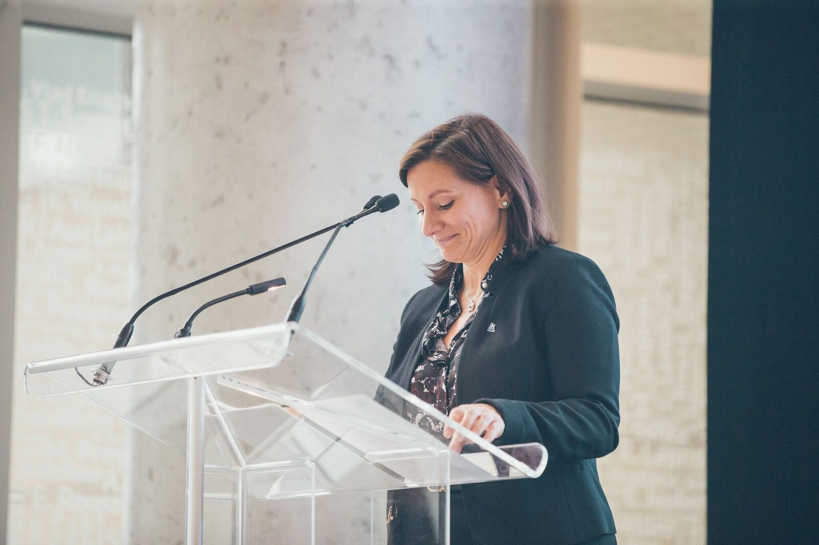Maud Aga 2018 Fondation Chu Sainte Justine