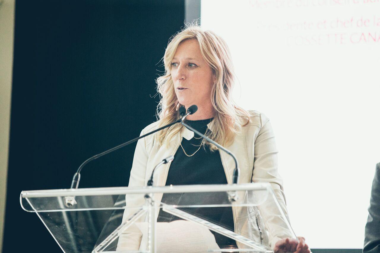 Melanie Dunn Aga 2018 Fondation Chu Sainte Justine