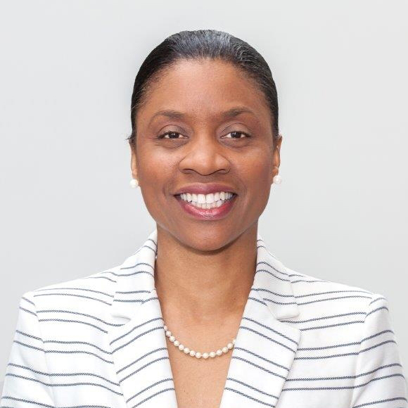 Nadine Beauger, Ph.D., M.B.A.