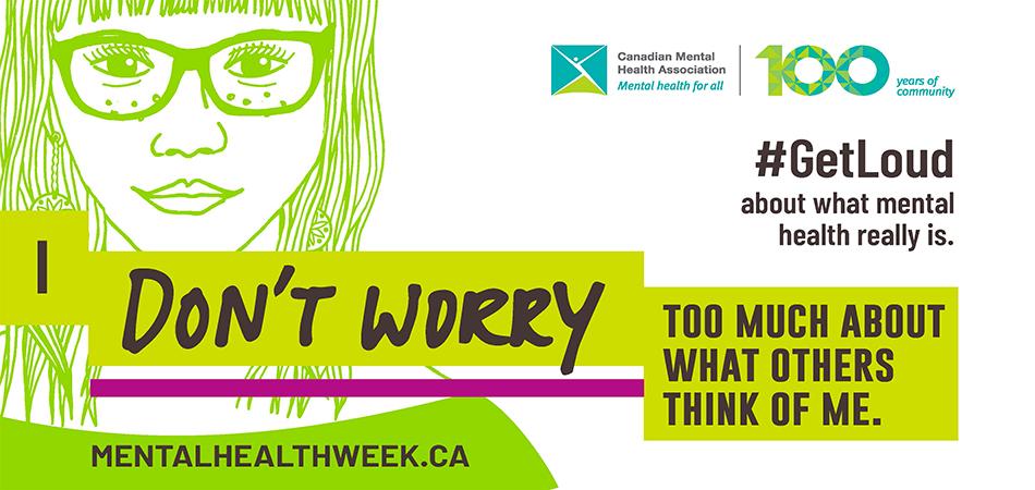 get ready mental health week is may 7 13 2018