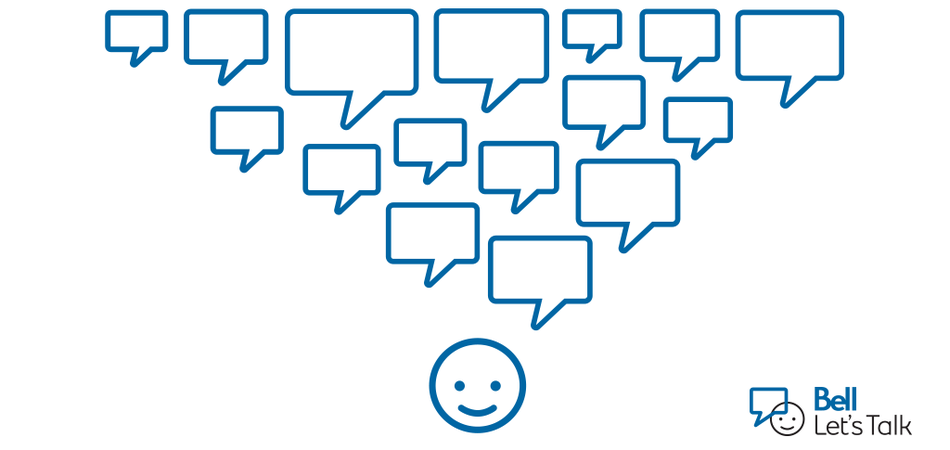 Bell Let's Talk ready to surpass 1 Billion total messages of