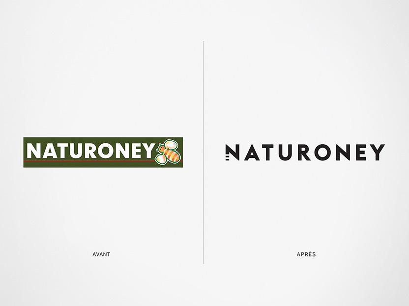 07 Naturoney Logo Avant Apres 2