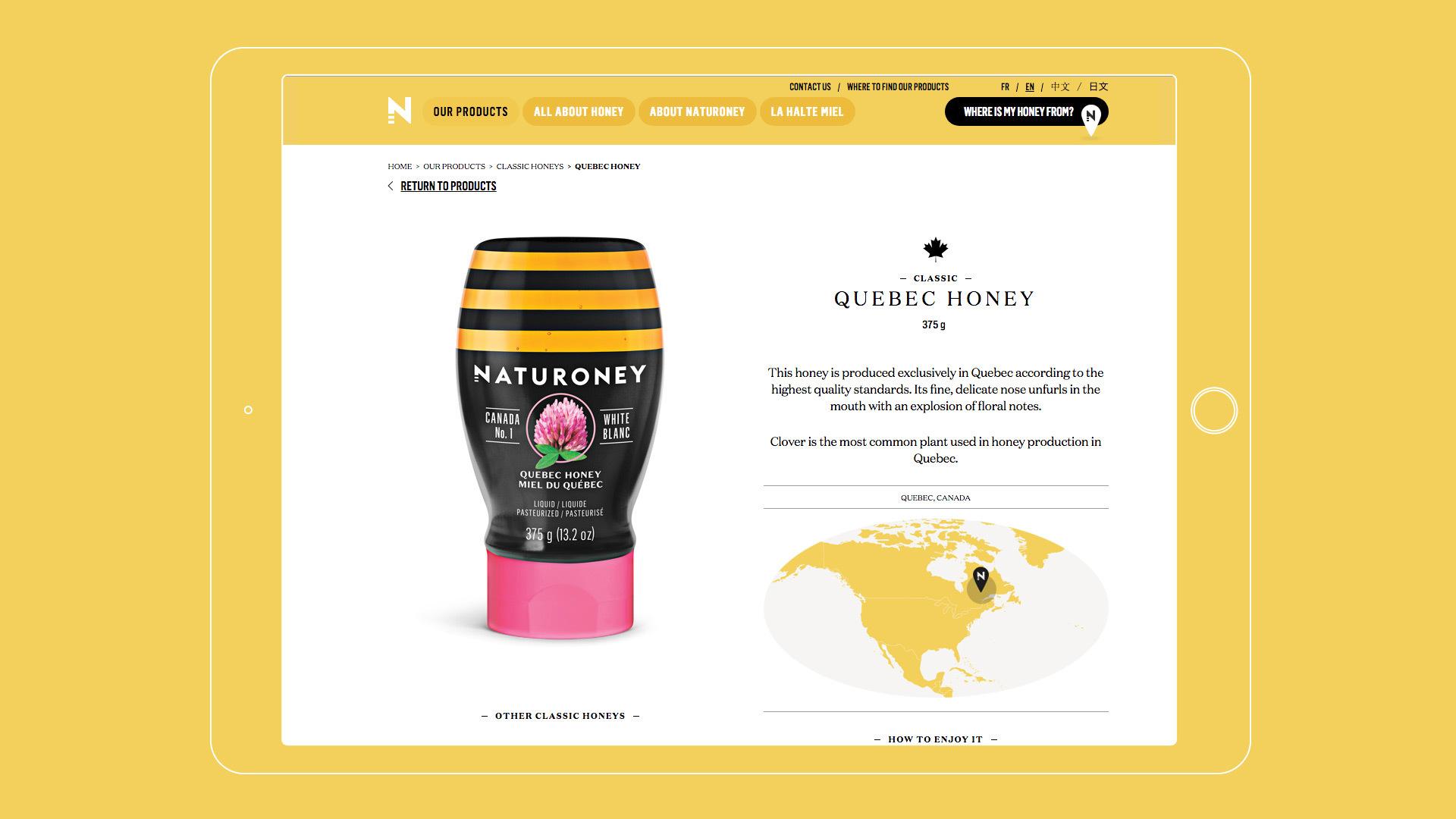 Naturoney Site Web Nouveau 2 En