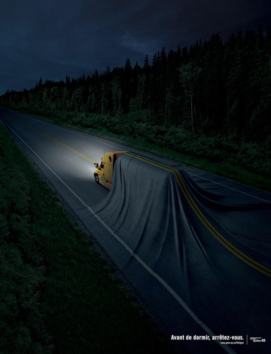 Saaq Fatigue Route Camion Fr Vignette