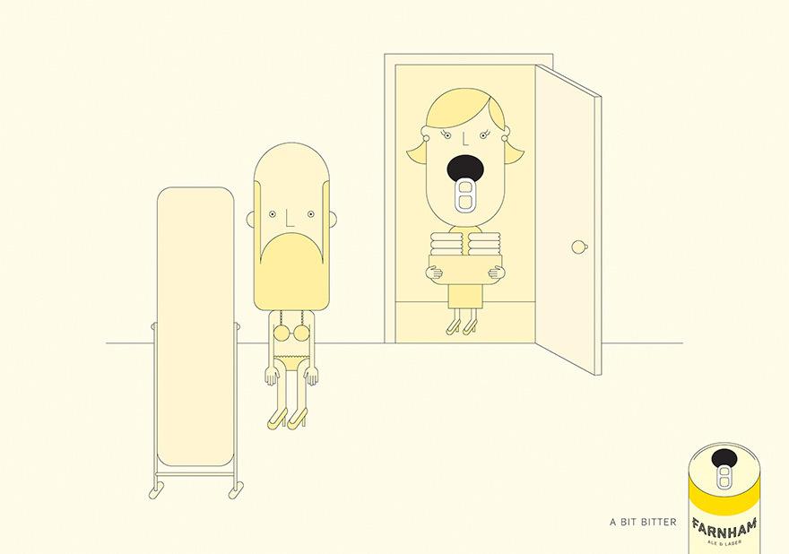 03 Farnham Affiche Travesti En  Image 2