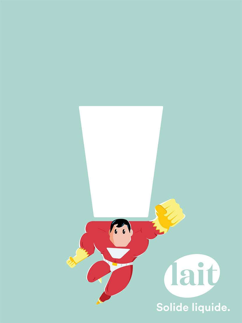 Plq Super Heros Vignette