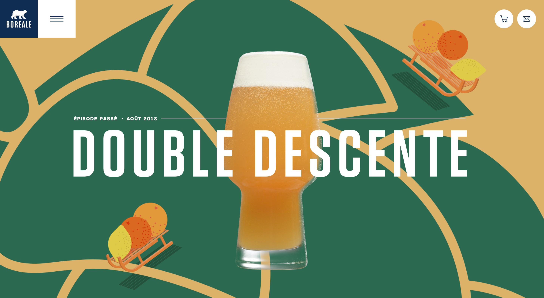 Doubledescente