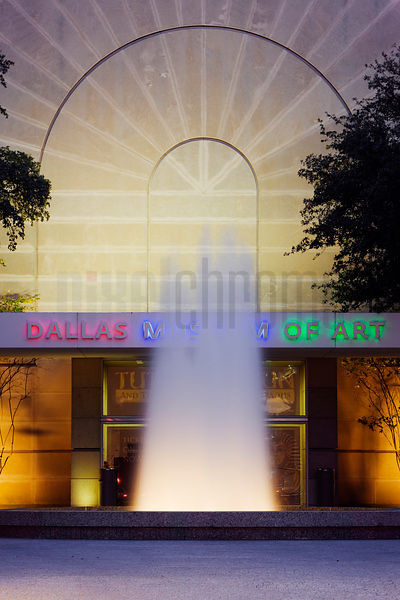 Dallas Museum of Art Entrance