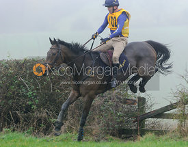 William Fox Grant - Melton Hunt Club Ride 2014
