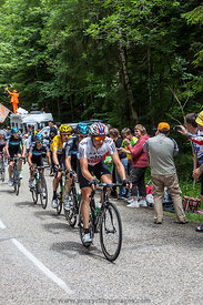Sky Procycling Team - Tour de France 2012