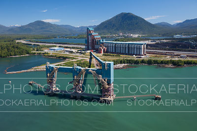 Ridley Island Coal and Grain Terminal