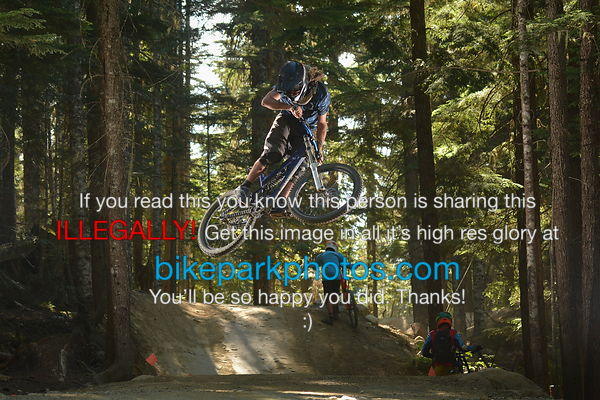 Thursday July 27th ALine Double bike park photos