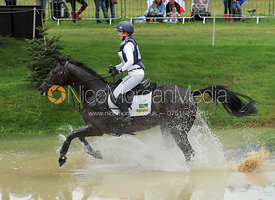 Nicola Wilson and ANNIE CLOVER - Event Rider Masters CIC***