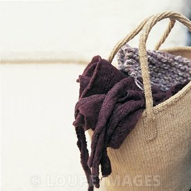 Knitting in a bag