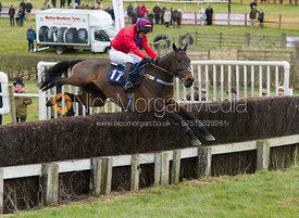 David O'Brien and NUMBERCRUNCHER - Race 1 - PPORA Club Members Race for Novice Riders