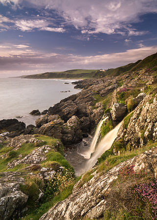 Killantringan Bay, Galloway, Scotland
