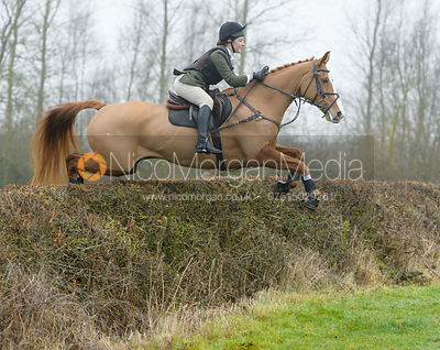 The Belvoir Hunt at Waltham House 23/12 photos