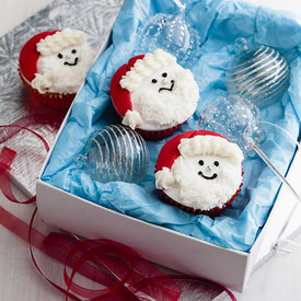 Christmas Cupcakes & Cookies photos