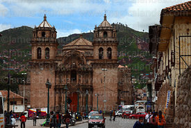 San Pedro church, Cusco, Peru