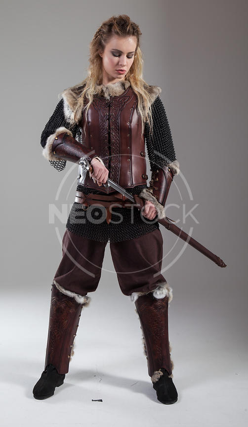 Pippa Medieval Warrior