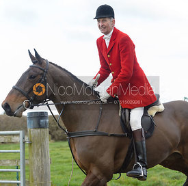 Joss Hanbury - The Quorn Hunt at Bell Bush Farm