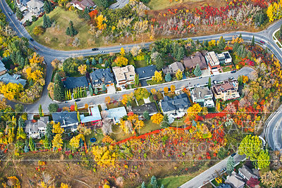 Autumn Homes in Calgary