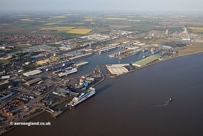 King George Dock, Kingston upon Hull