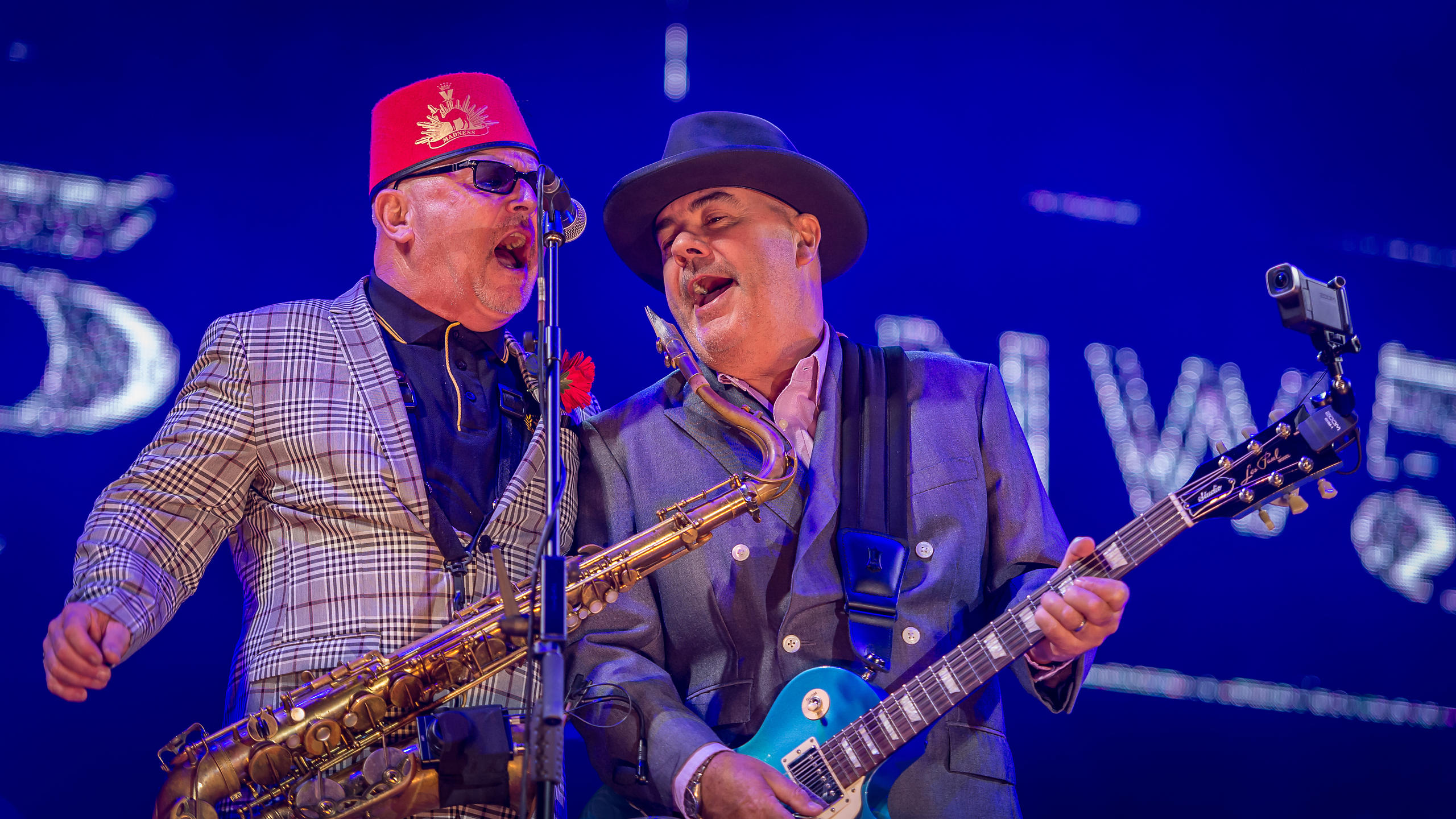 Madness Headlining Friday Night on the Castle Stage at Victorious Festival 2017