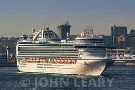 Emerald Princess.