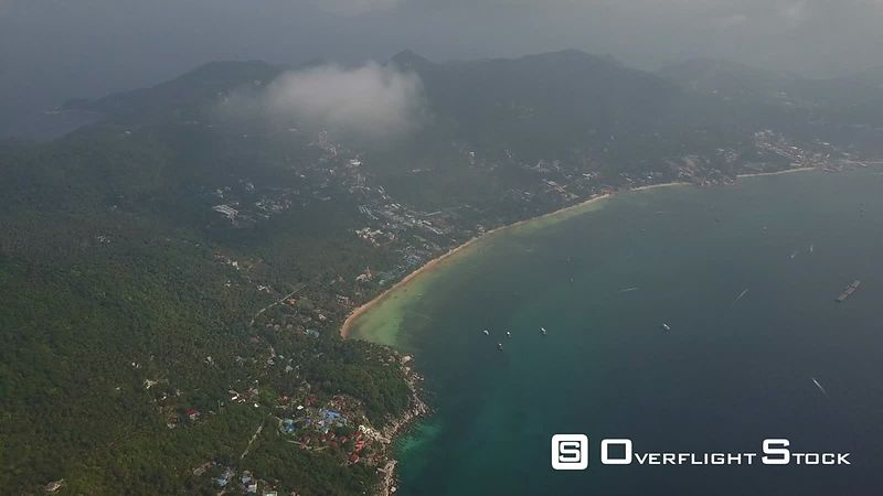 Drone Video Ko Tao, Ko Phangan District, Surat Thani, Thailand
