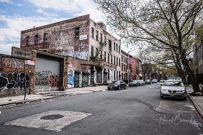 A Street in Brooklyn
