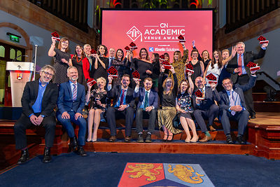 Conference News Academic Venue Awards aniseed