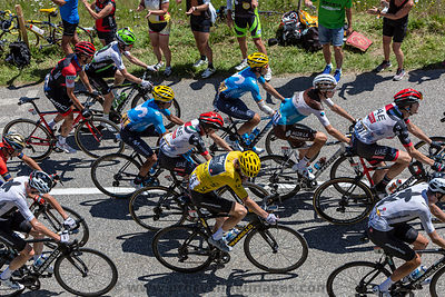 The Yellow Jersey - Tour de France 2018
