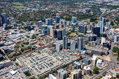 Parramatta City Centre
