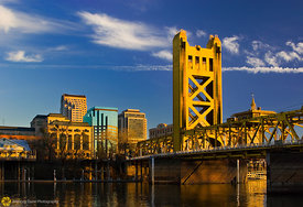 Tower Bridge, Sacramento #3