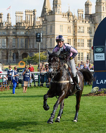 Nana Dalton and ABSOLUT OPPOSITION, cross country phase, Land Rover Burghley Horse Trials 2018