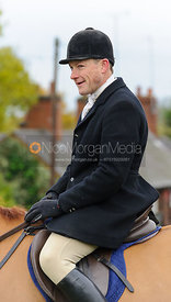 Henry Nicholson- The Cottesmore Hunt at Tilton on the Hill, 9-11-13