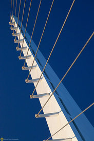Sundial Bridge Abstract #18