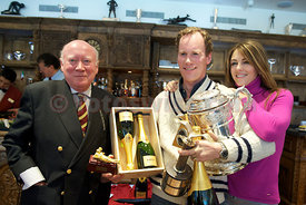 Liz Hurley Lord Clifton Wrottesley Winner Grand National Cresta Run Saint Moritz