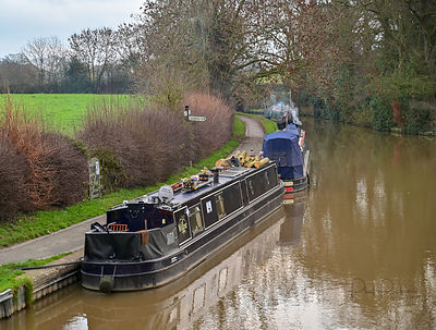 Narrowboats photos